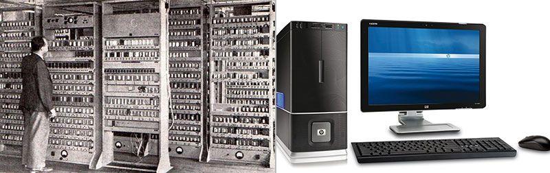 Как развивался компьютер