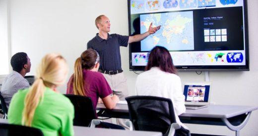 Современные технологии в школах