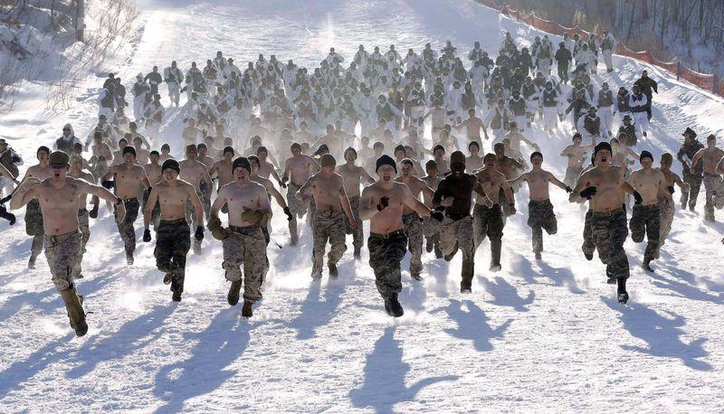 Холодоустойчивая армия