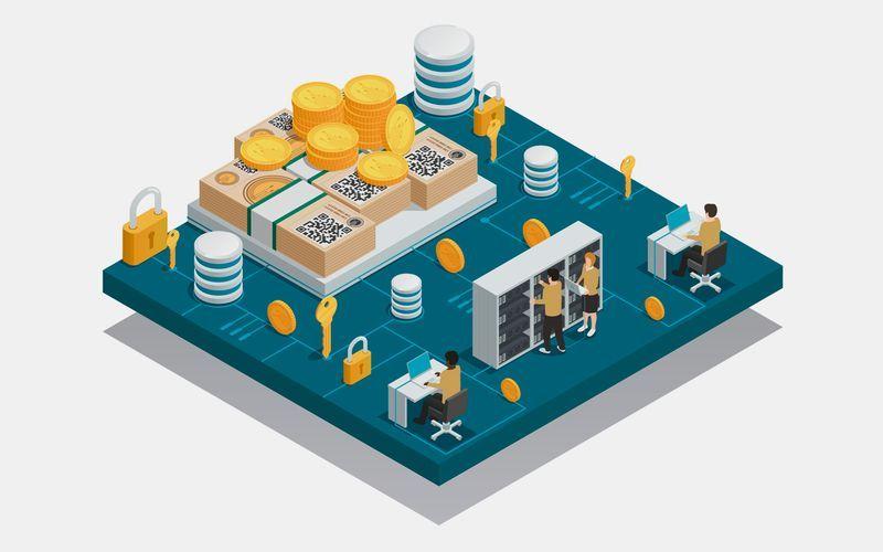 Технология на базе блокчейн от Касперского