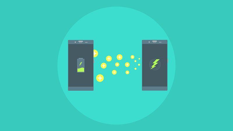 Передача энергии при помощи мобильной связи