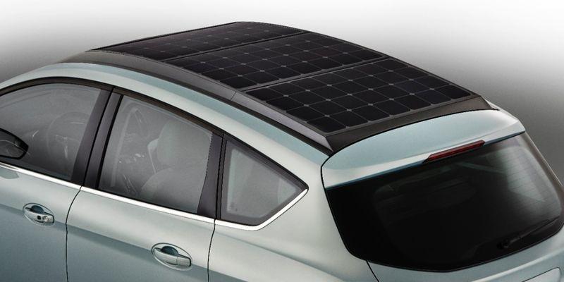 Энергонакапливающие кузовные панели