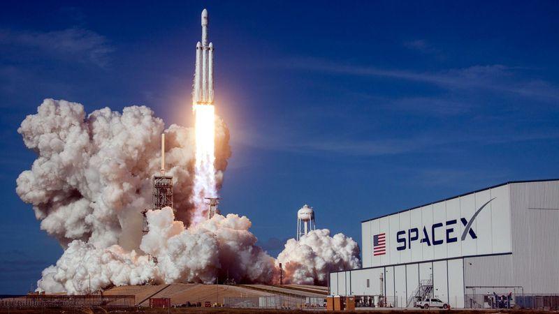 Новый проект от SpaceX