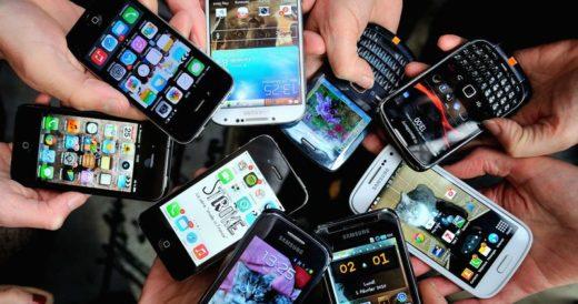 Новые технологии мобильных телефонов