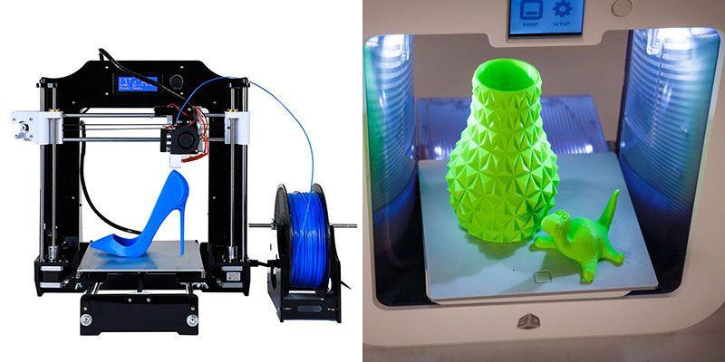 Возможности 3Д печати