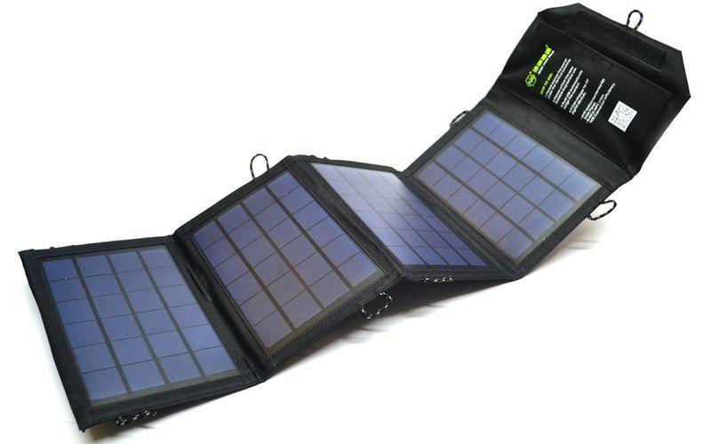 Переносная солнечная панель