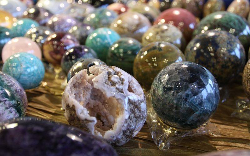 Удивительные минералы планеты