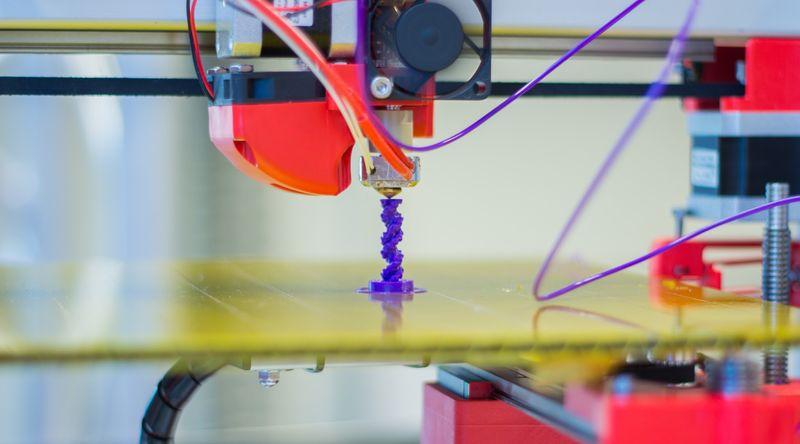 Печать расплавленной полимерной нитью (FDM/FFF)