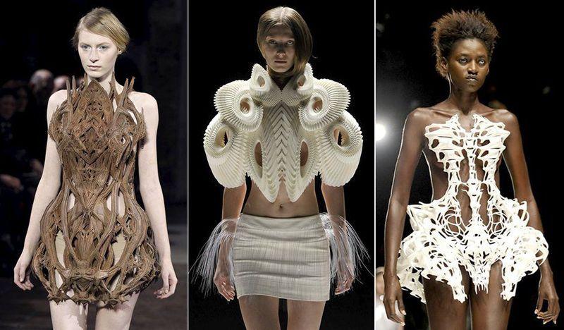 3D-печать в моде