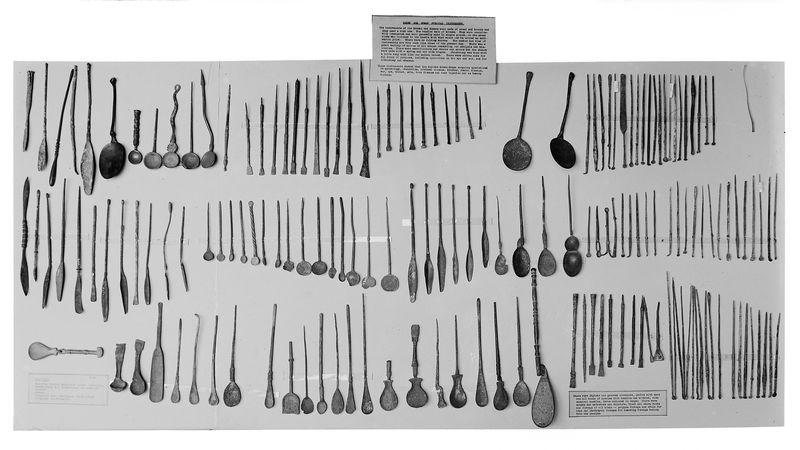 Хирургические инструменты древнего Рима
