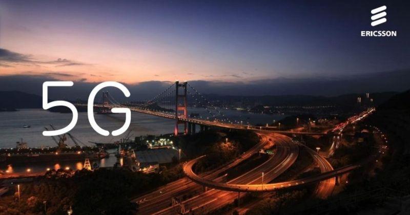 Технология 5g от Ericsson