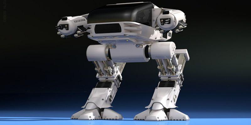 Робот-погрузчик