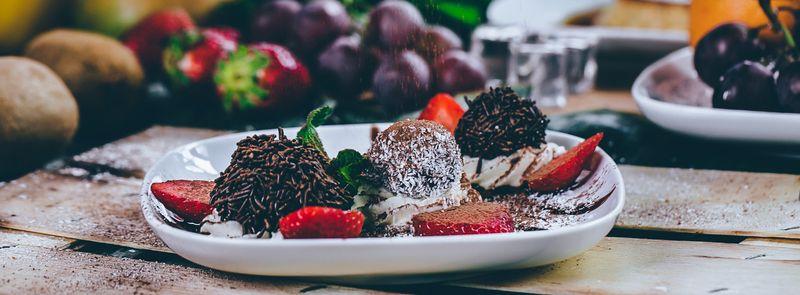 Бразильский десерт