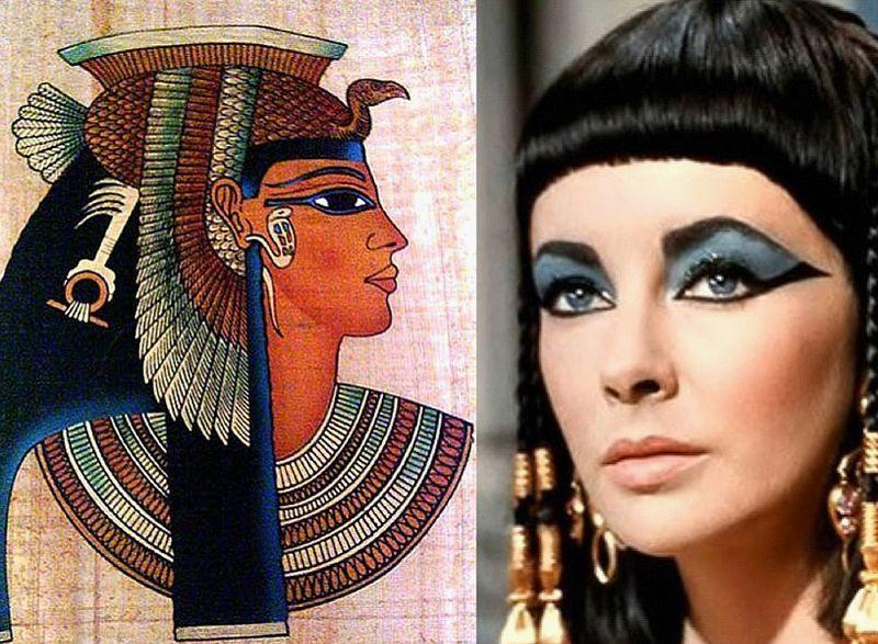 Парики в Древнем Египте