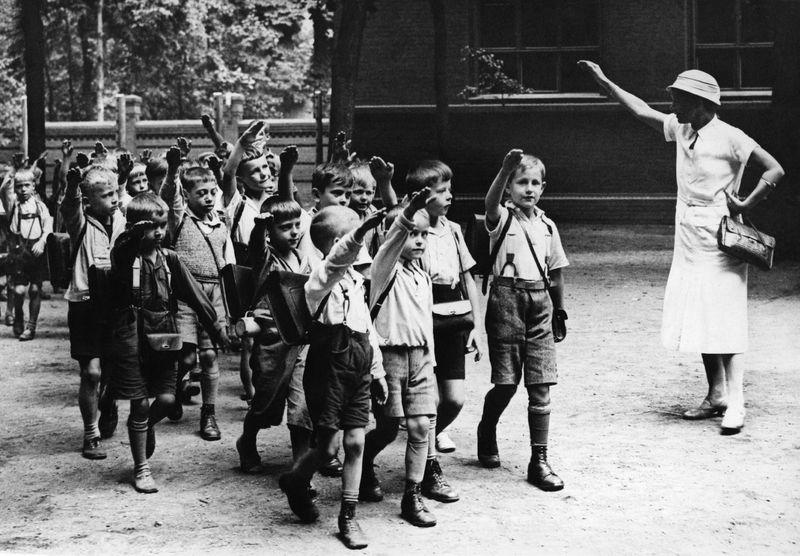 Дети Лебенсборна