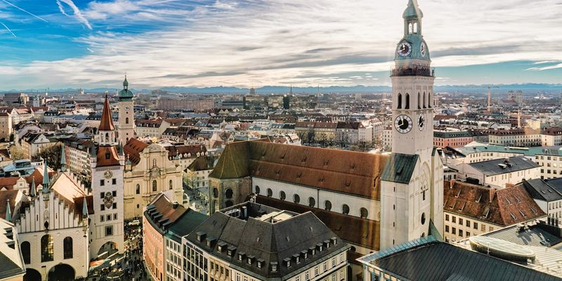 Удивительные места в Германии