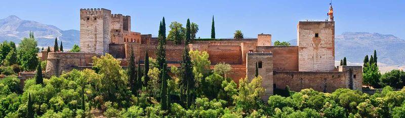 Альгамбра, провинция Гранада