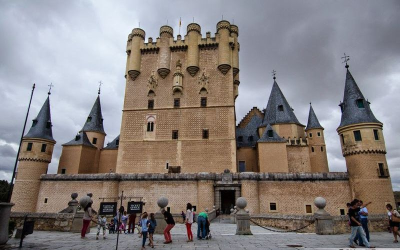 Алькасар, провинция Кастилия и Леон