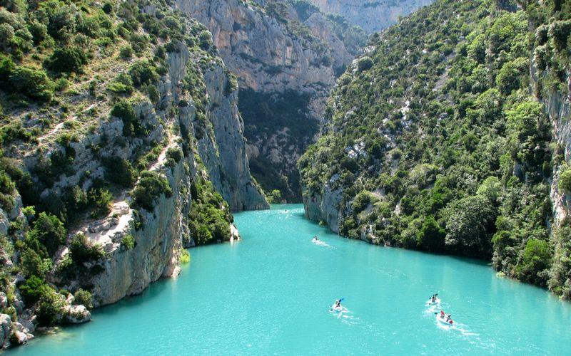 Вердонский каньон