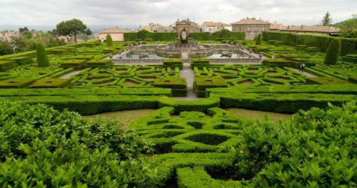 Сады Виллы Ланте, Италия
