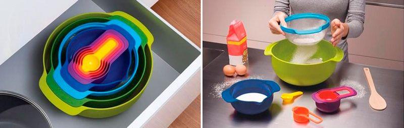 Компактная посуда