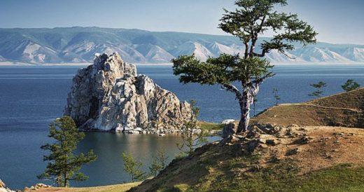 Удивительный Байкал