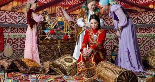 Удивительный Казахстан