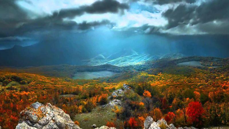 Удивительный Крым
