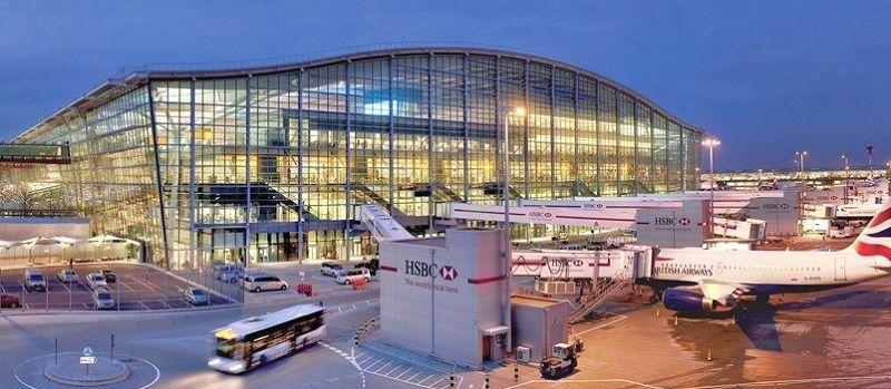 Аэропорт Хитроу по технологии BIM