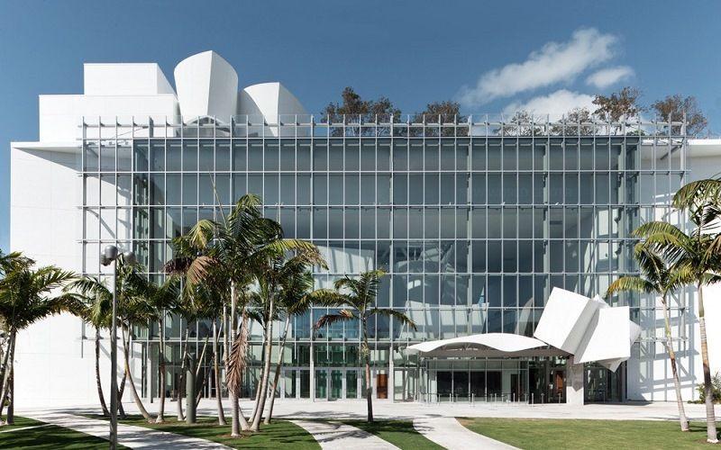Музыкальная школа в Майами по проекту Фрэнка Гери
