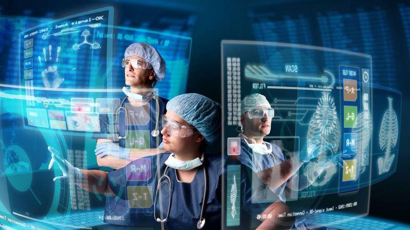 Информационные технологии в здравоохранении