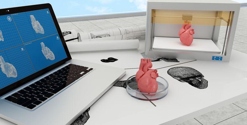 3D печать органов