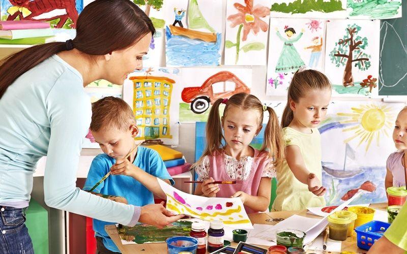 Приоритеты в дошкольном образовании