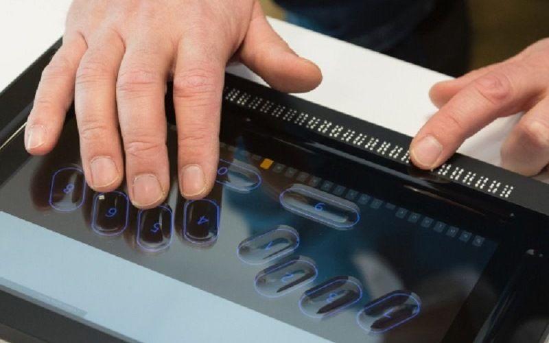 Аудио-тактильный планшет