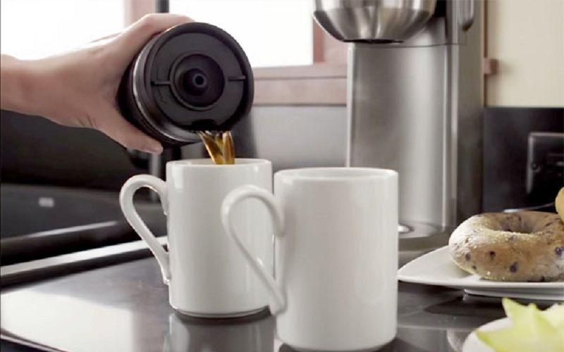 Термокружки-кофеварки