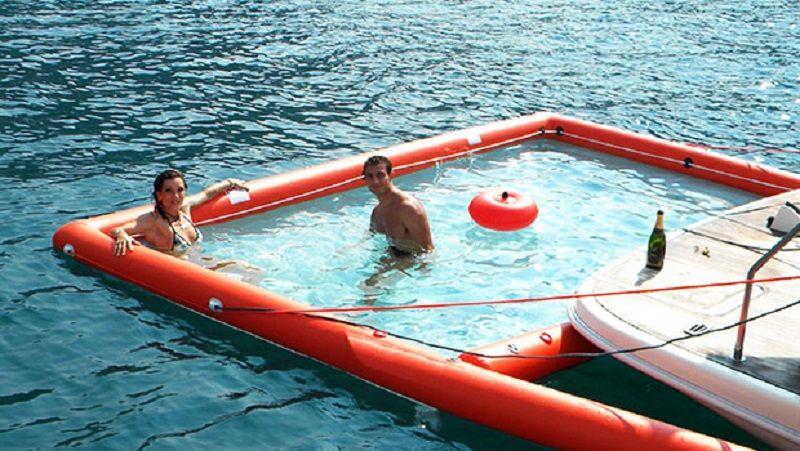 Передвижной бассейн