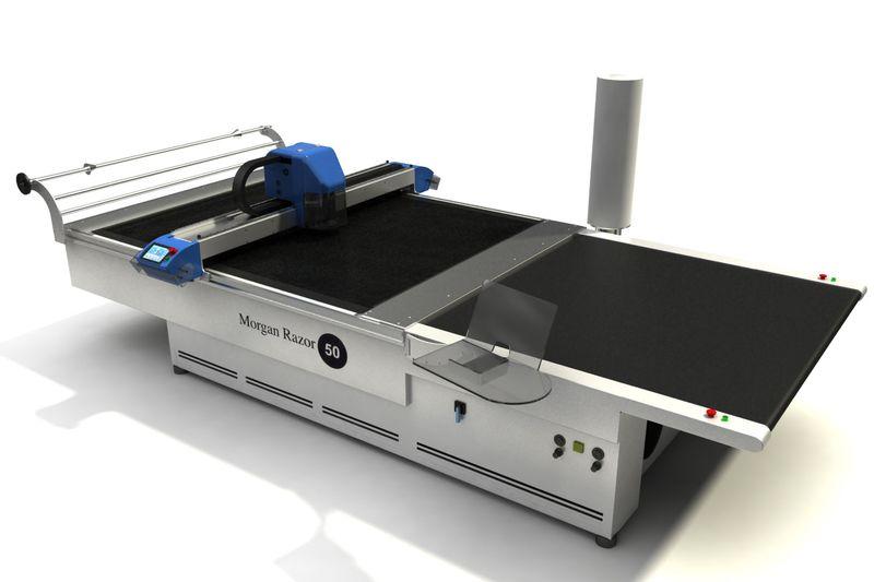 Автоматический раскрой тканей
