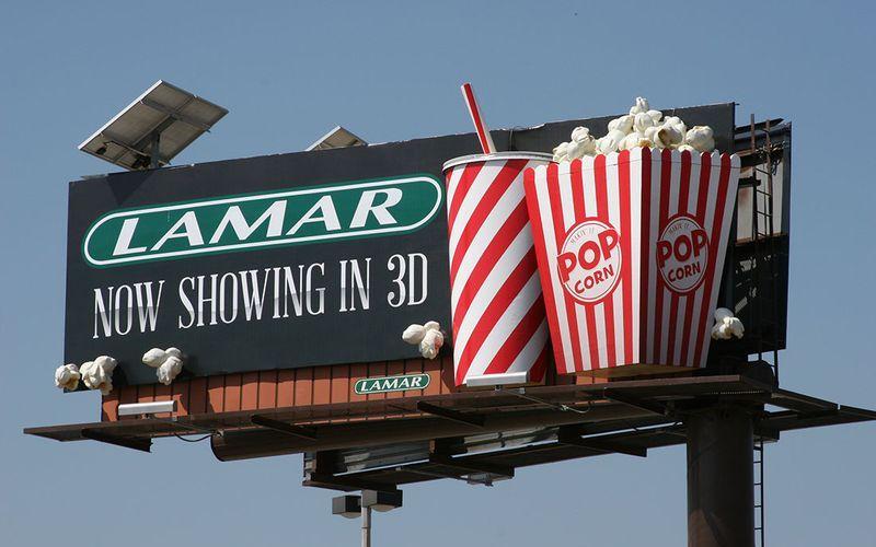 3D графика в рекламе