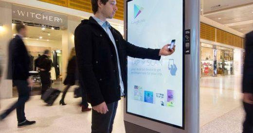 Новые технологии в рекламе