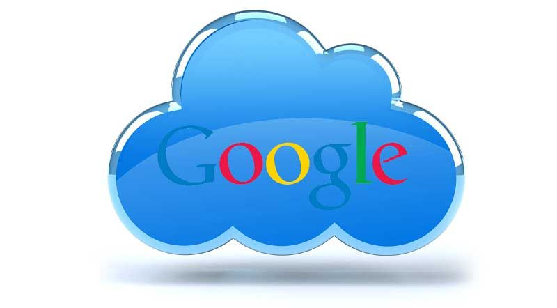 Хранилище данных google