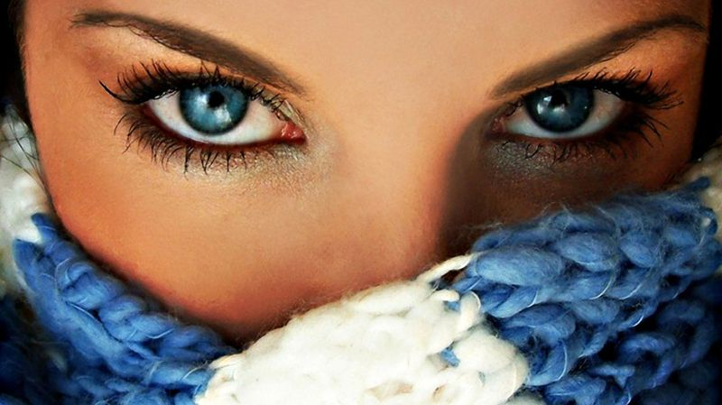 Удивительные глаза
