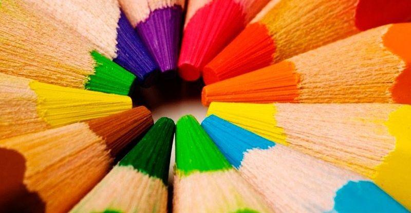 Цветотерапия для коррекции речевых нарушений