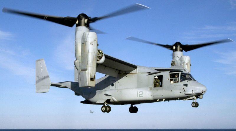 Конвертоплан Bell V-22 Osprey