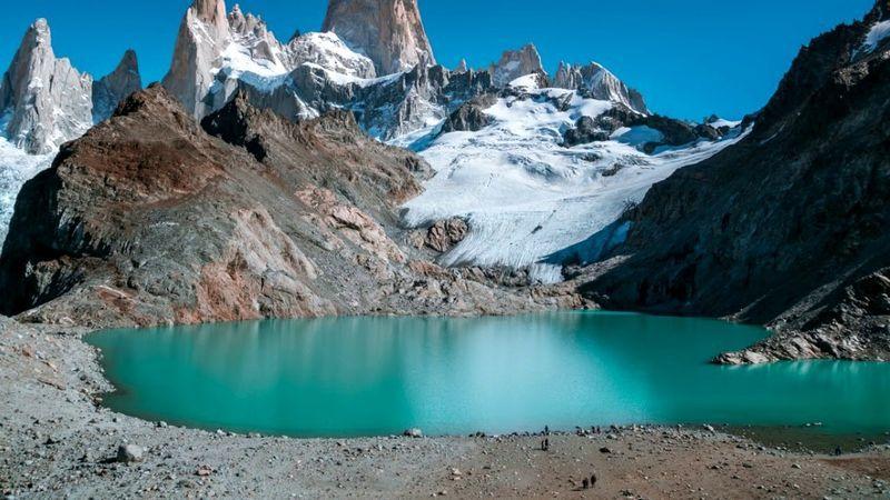 Озера и реки Антарктиды