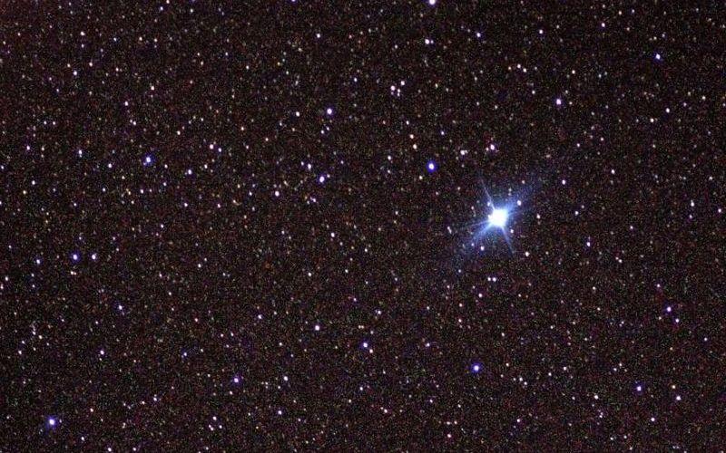 Канопус - Южная полярная звезда