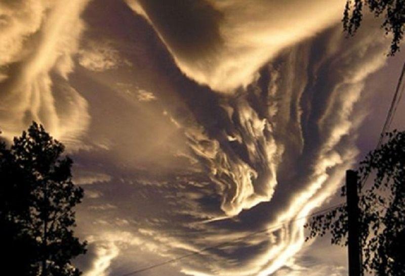 Облако - демон