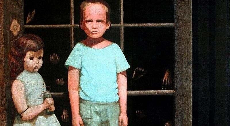 Удивительные картины Билл Стоунхэм
