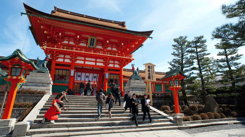 Храм Фусими Инари
