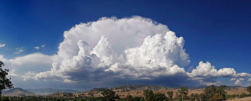 Пирокумулятивные облака