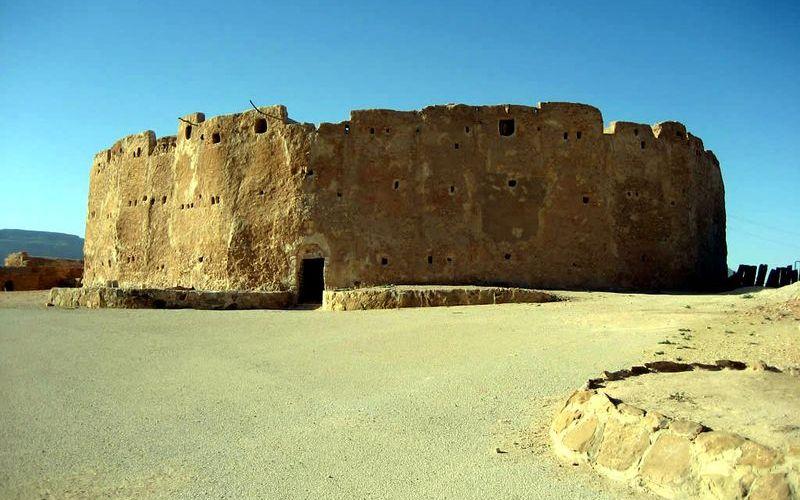 Столица Ливии Эль-Азизия
